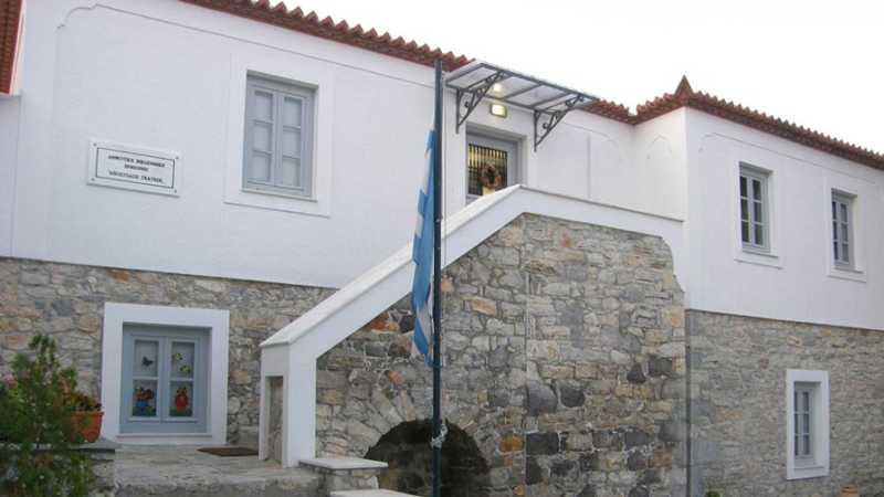 Κτήριο Δημοτικής Βιβλιοθήκης Ερμιόνης
